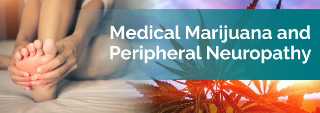 marijuana and peripheral neuropathy